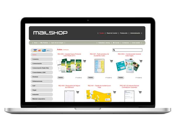 Mailshop