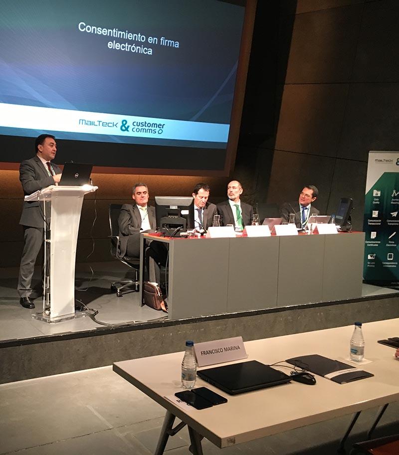 Bilbao acoge una jornada sobre el nuevo RGPD de la mano de MailTecK & Customer Comms