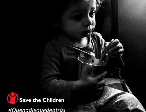 Esta Navidad, todos a su lado con Save the Children. ¿Participas?