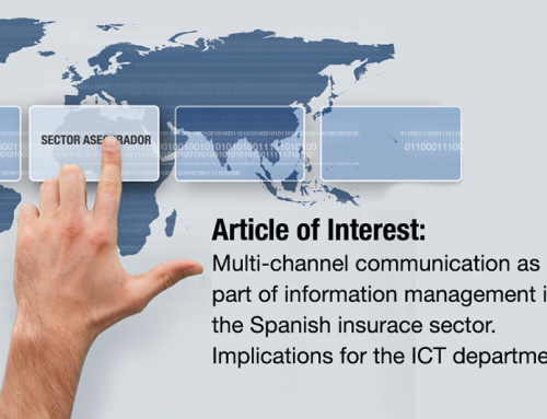 Multi-channel communication as part of information management in the Spanish insurance sector. Implications for the ICT department