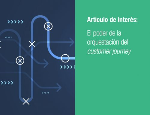 El poder de la orquestación del customer journey