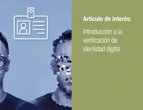 Introducción a la verificación de identidad digital