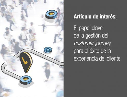 El papel clave de la gestión del customer journey para el éxito de la experiencia del cliente