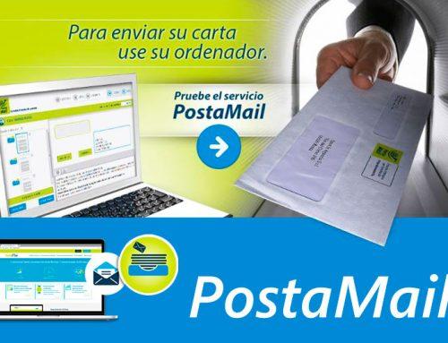 PostaMail, hacer envíos postales desde tu ordenador, a pleno rendimiento durante el estado de emergencia.